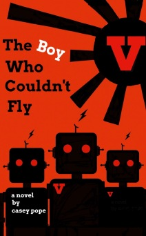 Cover for The Boy Who Couldn't Fly
